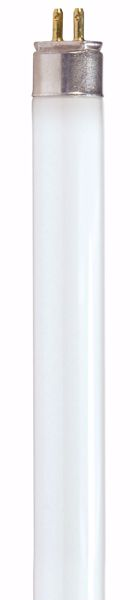 Picture of SATCO S8118 F24T5/850/HO/ENV Fluorescent Light Bulb