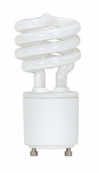Picture of SATCO S8201 9T2/GU24/2700K/120V  Compact Fluorescent Light Bulb