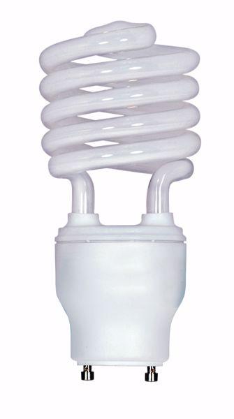 Picture of SATCO S8207 26T3/GU24/2700K/120V  Compact Fluorescent Light Bulb