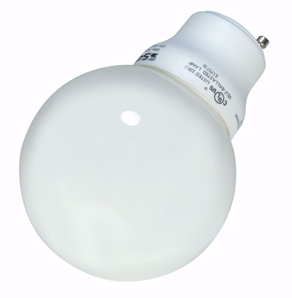 Picture of SATCO S8221 15G25/GU24/2700K/120V  Compact Fluorescent Light Bulb