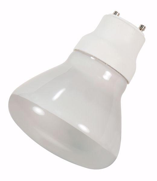 Picture of SATCO S8224 15R30/GU24/2700K/120V/1PK Compact Fluorescent Light Bulb