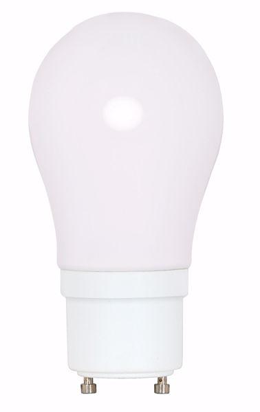 Picture of SATCO S8225 15A19/GU24/2700K/120V  Compact Fluorescent Light Bulb