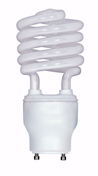 Picture of SATCO S8233 26T3/GU24/3500K/120V/1PK Compact Fluorescent Light Bulb