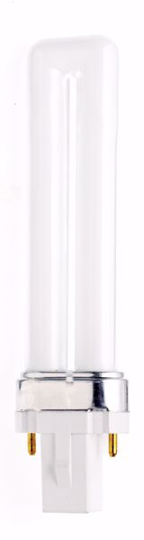 Picture of SATCO S8302 CFS7W/827 Compact Fluorescent Light Bulb