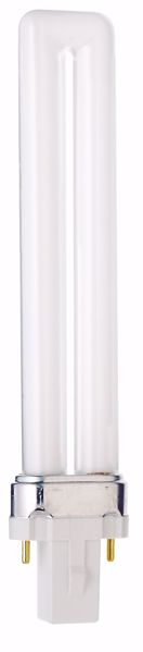Picture of SATCO S8306 CFS9W/827 Compact Fluorescent Light Bulb