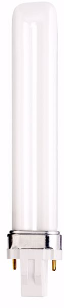 Picture of SATCO S8310 CFS13W/827 Compact Fluorescent Light Bulb