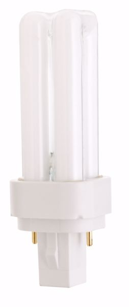 Picture of SATCO S8314 CFD9W/827 Compact Fluorescent Light Bulb