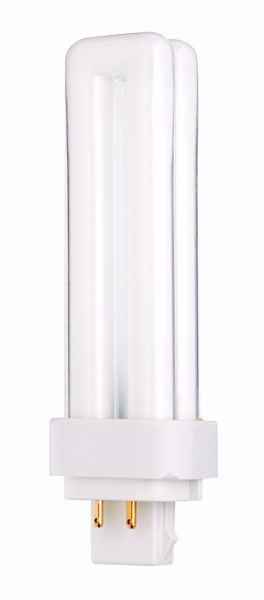 Picture of SATCO S8329 CFD13W/4P/827 Compact Fluorescent Light Bulb