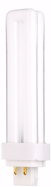 Picture of SATCO S8335 CFD18W/4P/835 Compact Fluorescent Light Bulb