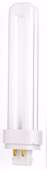 Picture of SATCO S8338 CFD26W/4P/830 Compact Fluorescent Light Bulb