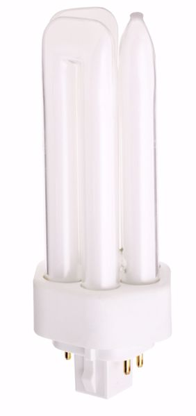 Picture of SATCO S8346 CFT26W/4P/830 Compact Fluorescent Light Bulb