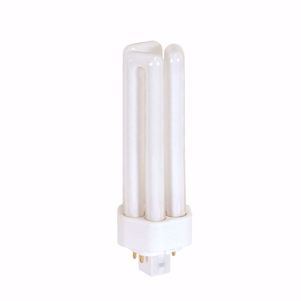 Picture of SATCO S8353 CFT42W/4P/827 Compact Fluorescent Light Bulb