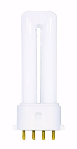 Picture of SATCO S8360 CF5DS/E/827 Compact Fluorescent Light Bulb