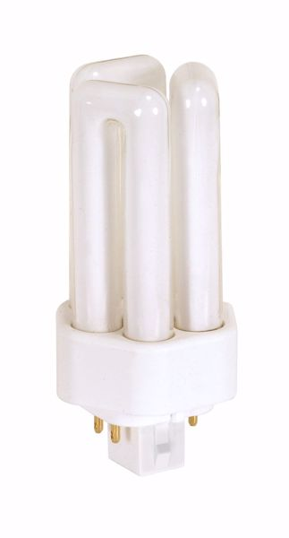 Picture of SATCO S8398 CFT13W/4P/841 Compact Fluorescent Light Bulb