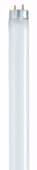 Picture of SATCO S8406 F17T8/841/ENV Fluorescent Light Bulb