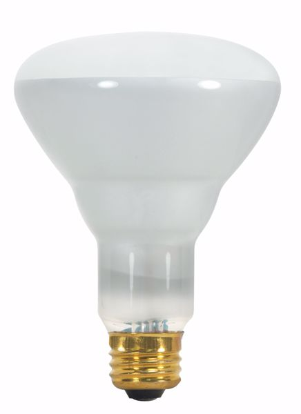 Picture of SATCO S8520 65BR30/FL 130V 5M Incandescent Light Bulb