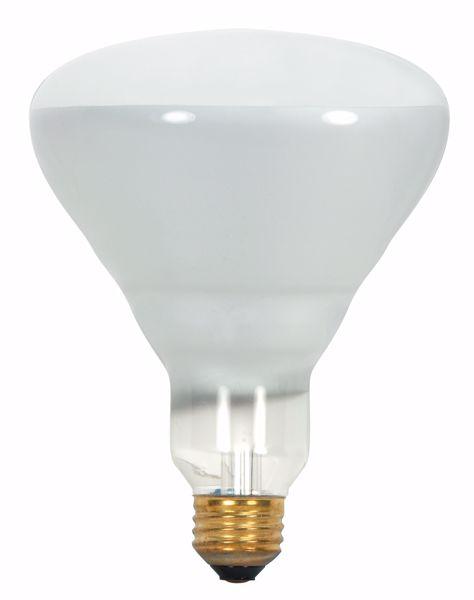 Picture of SATCO S8521 65BR40/FL 130V 5M Incandescent Light Bulb