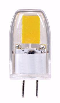 Picture of SATCO S8601 LED 3JC/G6.35/LED/3000K/12V/D LED Light Bulb