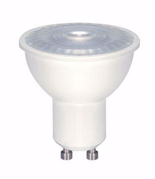 Picture of SATCO S8604 6.5MR16/LED/40'/30K/120V/GU10 LED Light Bulb