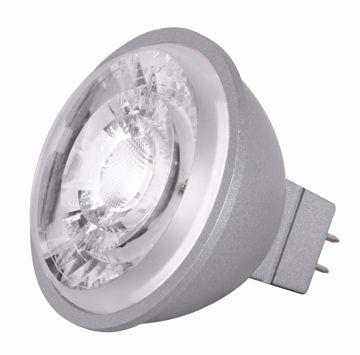 Picture of SATCO S8636 8MR16/LED/15'/30K/90CRI/12V LED Light Bulb