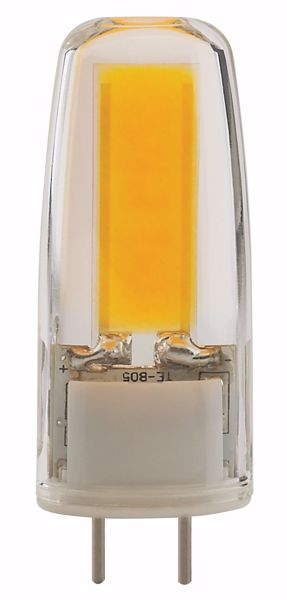 Picture of SATCO S8680 LED/4W/JC/G8/CL/3K/120V LED Light Bulb