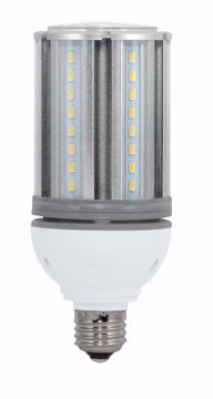 Picture of SATCO S8710 18W/LED/HID/5000K/277-347V/E26 LED Light Bulb