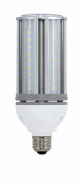 Picture of SATCO S8711 22W/LED/HID/5000K/277-347V/E26 LED Light Bulb