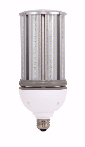 Picture of SATCO S8712 36W/LED/HID/5000K/277-347V/E26 LED Light Bulb