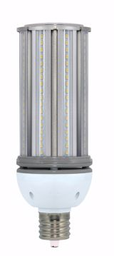 Picture of SATCO S8714 54W/LED/HID/5000K/277-347V/EX3 LED Light Bulb