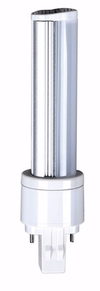 Picture of SATCO S8726 6W/H/LED/CFL/830/2P/BP LED Light Bulb