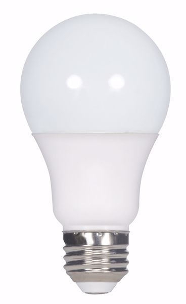 Picture of SATCO S8920 8.5A19/LED/50K /120-277V LED Light Bulb