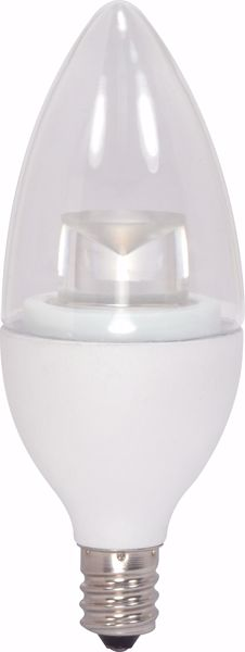 Picture of SATCO S8950 2.8CTC/LED/3000K/165L/120V LED Light Bulb