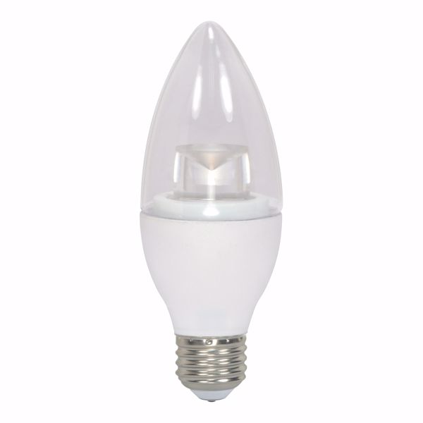 Picture of SATCO S8953 4.5ETC/LED/3000K/E26/120V LED Light Bulb