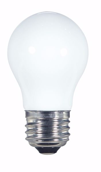 Picture of SATCO S9151 1.4W A15/Frosted/LED/120V/CD LED Light Bulb