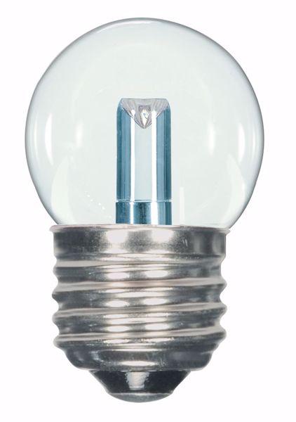Picture of SATCO S9160 1.2W S11/CL/LED/120V/CD LED Light Bulb