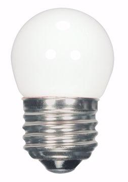 Picture of SATCO S9161 1.2W S11/WH/LED/120V/CD LED Light Bulb