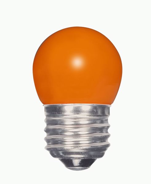 Picture of SATCO S9164 1.2W S11/OR/LED/120V/CD LED Light Bulb