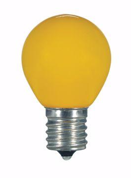 Picture of SATCO S9166 1.2W S11/Y/LED/120V/CD LED Light Bulb