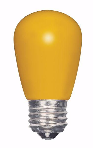 Picture of SATCO S9169 1.4W S14/Y/LED/120V/CD LED Light Bulb