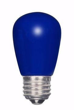 Picture of SATCO S9172 1.4W S14/BL/LED/120V/CD LED Light Bulb