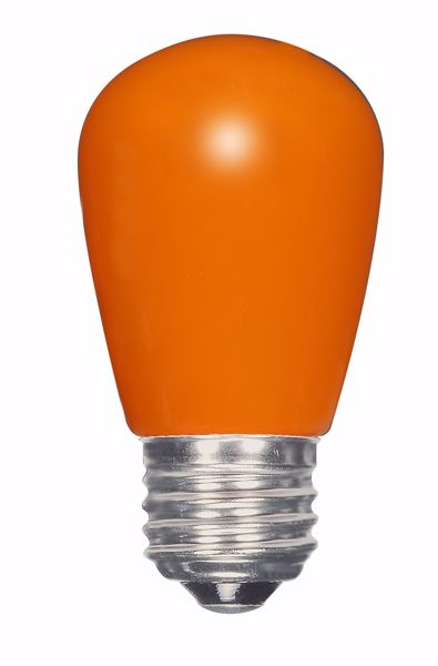 Picture of SATCO S9173 1.4W S14/OR/LED/120V/CD LED Light Bulb