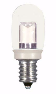 Picture of SATCO S9177 0.8W T6/CL/LED/120V/CD LED Light Bulb