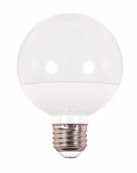 Picture of SATCO S9202 6G25/LED/4000K/450L/120/D LED Light Bulb