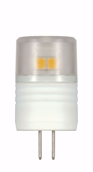 Picture of SATCO S9220 LED 2.3W JC/G4 3000K LED Light Bulb