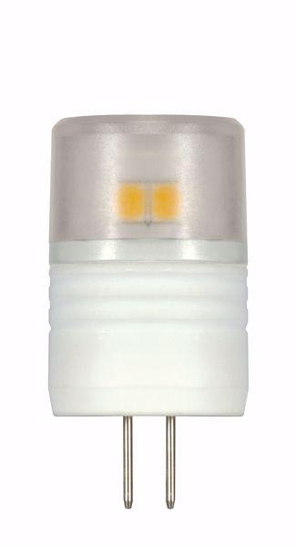 Picture of SATCO S9221 LED 2.3W JC/G4 5000K LED Light Bulb