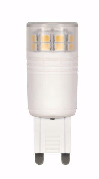 Picture of SATCO S9224 LED 3.0W G9 220L 3000K DIM LED Light Bulb