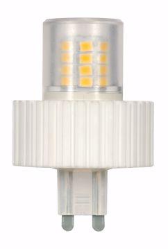 Picture of SATCO S9228 LED 5.0W G9 360L 3000K DIM LED Light Bulb
