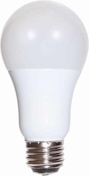 Picture of SATCO S9316 3/9/12A19/3WAY LED/2700K/120V LED Light Bulb