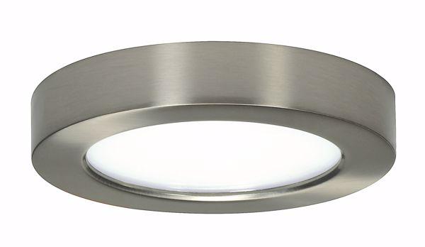 """Picture of SATCO S9321 10.5W/LED/5.5""""FLUSH/27K/RD/BN LED Light Bulb"""