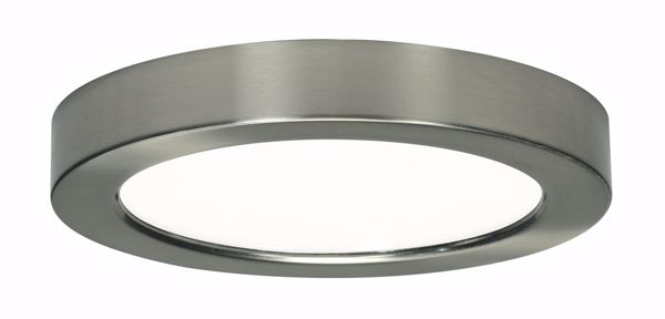 "Picture of SATCO S9329 13.5W/LED/7""FLUSH/27K/RD/BN LED Light Bulb"